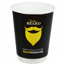 12oz YellowBeard To-Go Kop