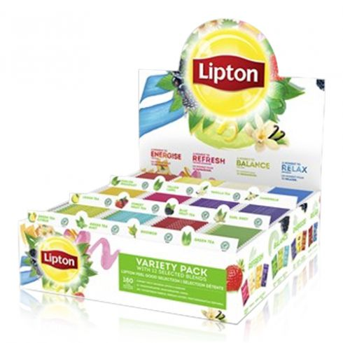 Lipton Sortiment Mix (180 breve)