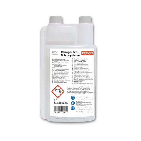 Franke rengøringsmiddel til mælkeanlæg, 1000 ml