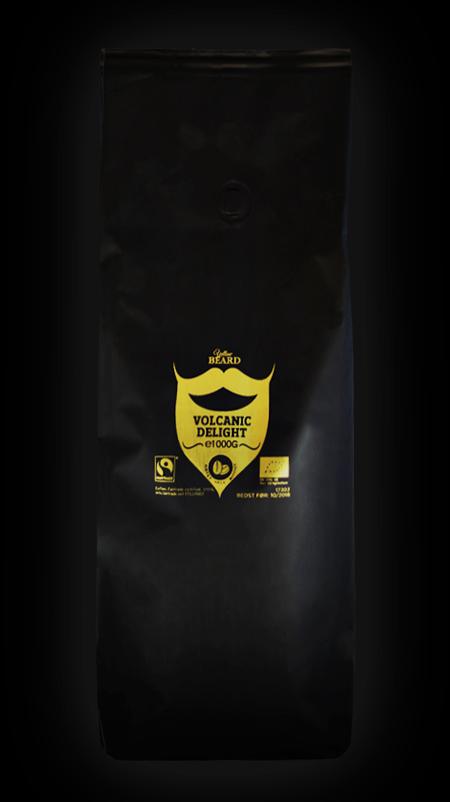 Volcanic Delight Kaffe - YellowBeard