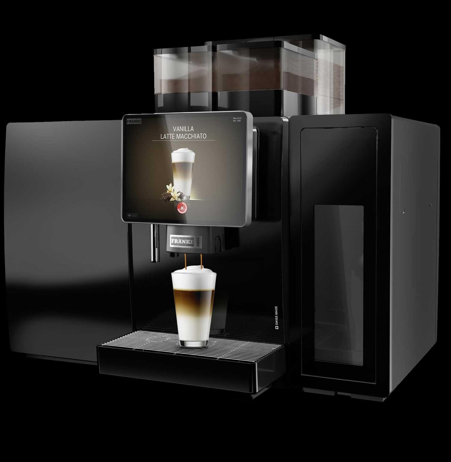 a800 kaffemaskine